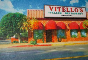 Vitello's Restaurant Studio City